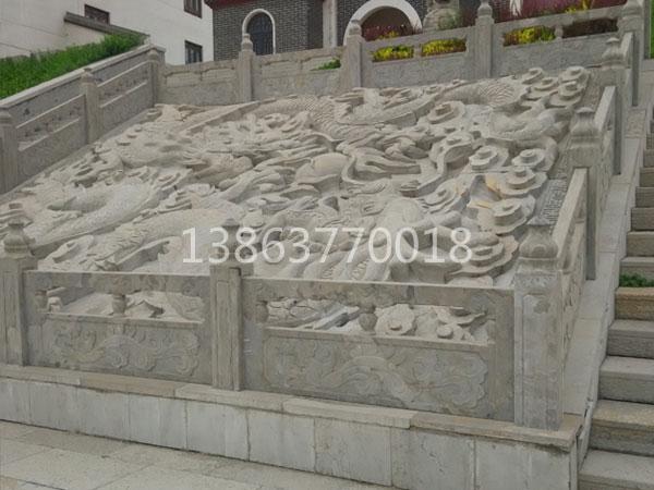 九龙壁石雕的摆放寓意是什么