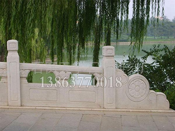 桥栏杆设计