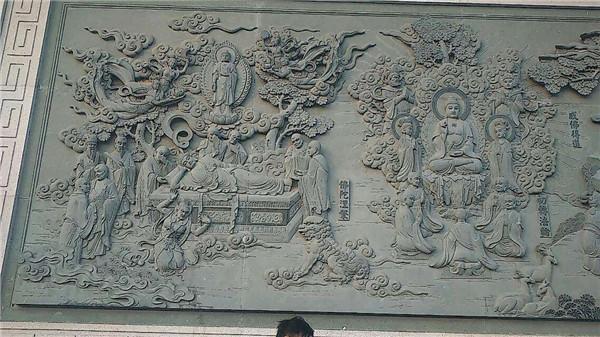 嘉祥园林雕塑生产