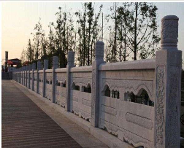 桥栏杆规格