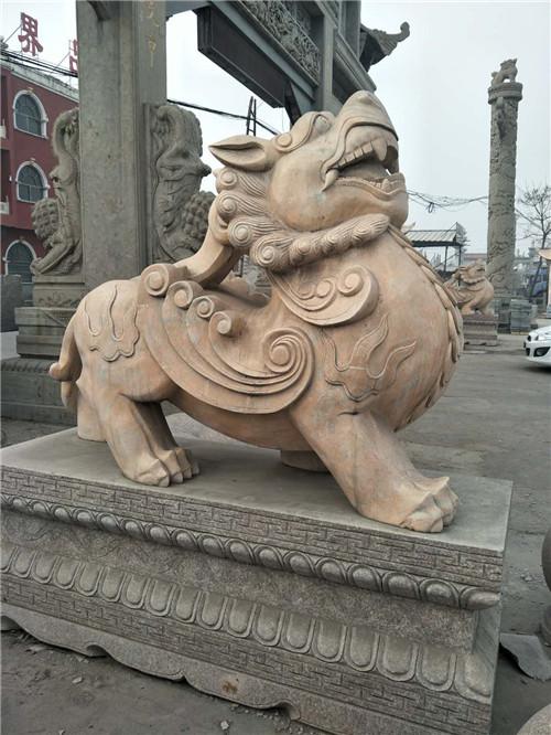 山东动物雕塑