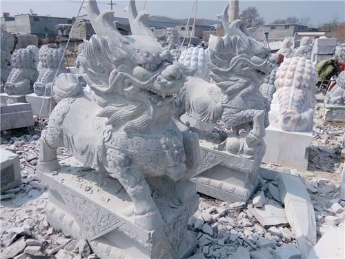 动物雕塑制作