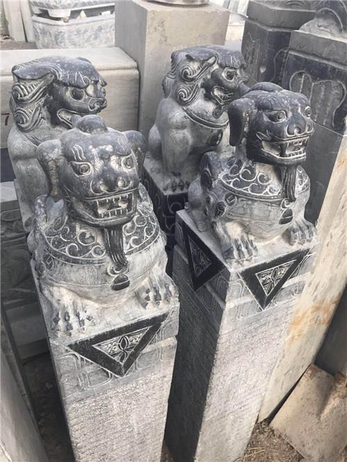 仿古石雕制造