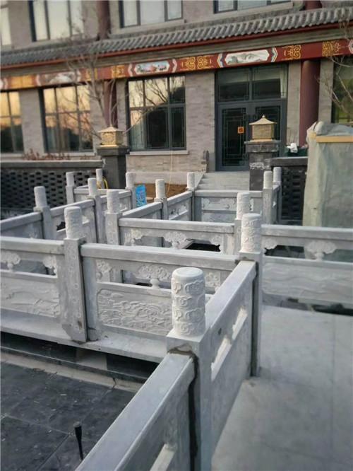 桥栏杆类型