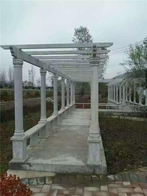 石雕长廊供应厂家