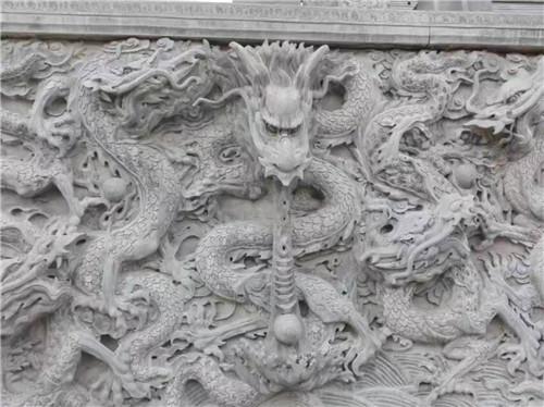 石雕壁画设计