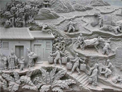 石雕壁画保养