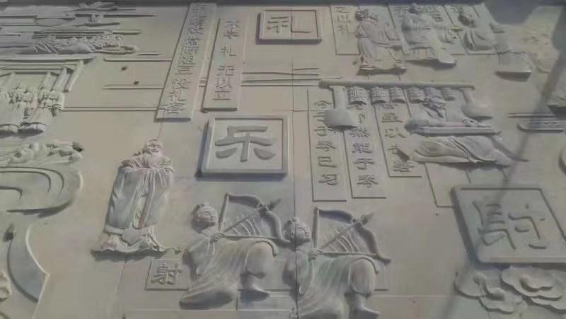 石雕壁画加工
