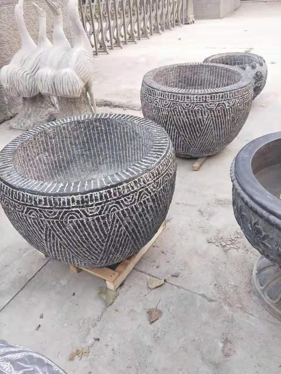 园林雕塑生产