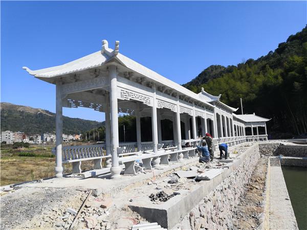 石雕长廊制造